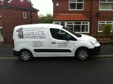 1st defence locksmiths based in Leeds